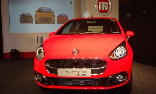 fiat new release carFiat India Launches the 2014 Punto Evo at an Introductory Price of