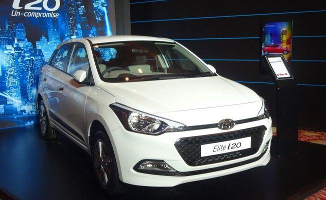 8092 Hyundai Elite i20 Units Sold in September, 2014