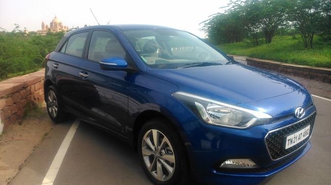 Hyundai Elite i20 Road test