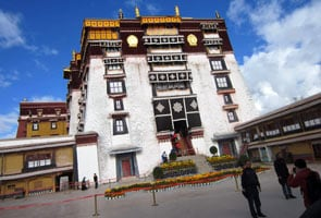 तिब्बत में एनडीटीवी इंडिया : चीन ने बदल दी तस्वीर