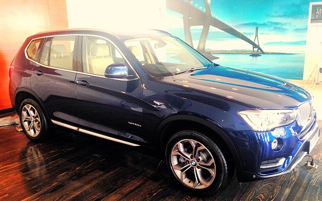 2014 Bmw X3 Launched In India Price Starts At Rs 44 90 Lakh Ndtv