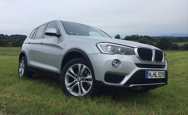 New 2014 BMW X3 Review