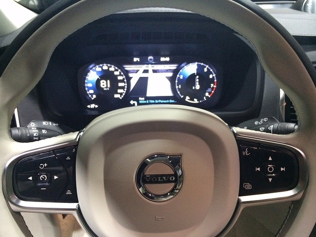 New-Generation XC90 Claims Big Leap For Volvo - NDTV CarAndBike