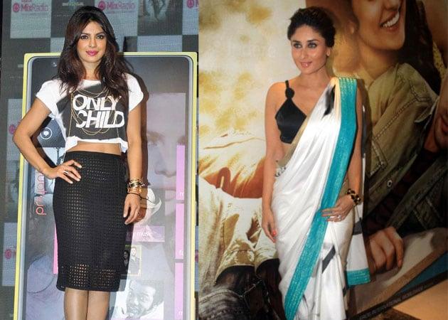 Priyanka Chopra Has No Aitraaz in Working with Kareena Kapoor?