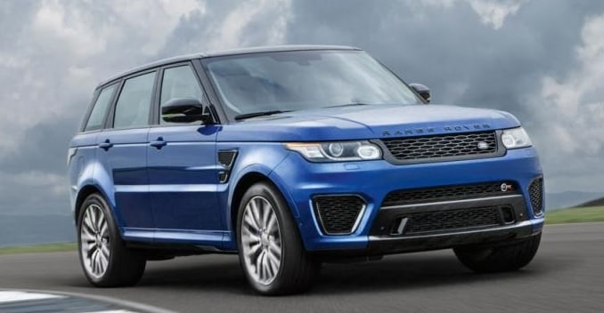 2018 Range Rover Sport Svr All You Need To Know