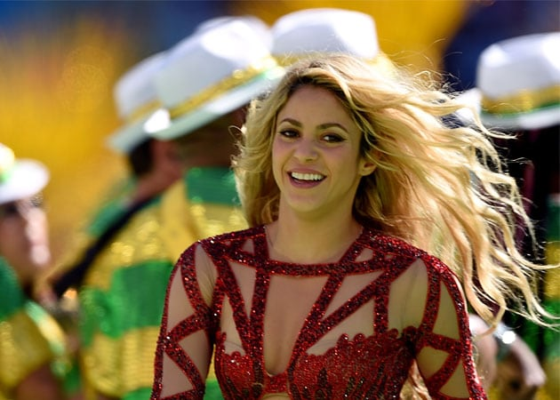Pregnant Shakira on Baby Plans: Want my Own Futbol Team