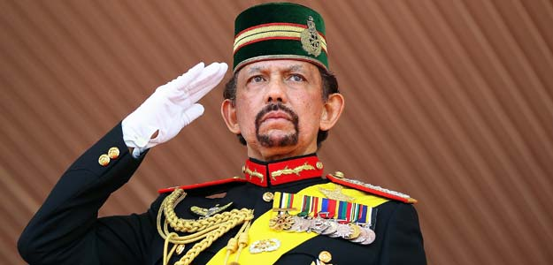 Brunei To Punish Gay Sex And Adultery With Death By Stoning