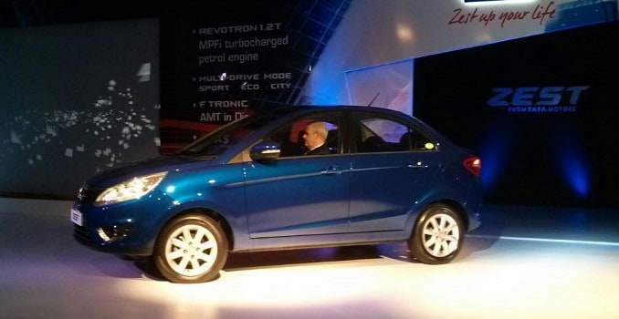 new launched car zestNew Tata Zest Launched Prices Start at Rs 464 Lakh  NDTV CarAndBike