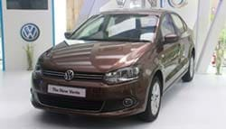2014 Volkswagen Vento Facelift Launched in India at Rs. 7.44 Lakh