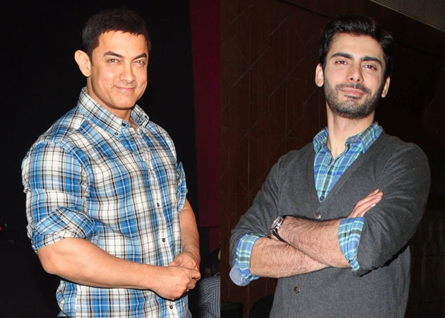 Aamir Khan is An Inspiration, Says Fawad Khan