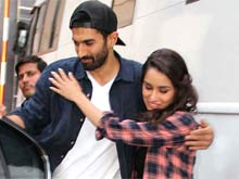 No <i>Aashiqui</i> With 'Dear Friend' Shraddha Kapoor, Says Aditya Roy Kapur