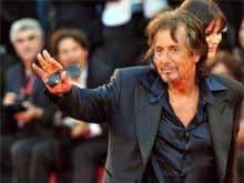 Al Pacino Honoured With British Film Institute Fellowship in London