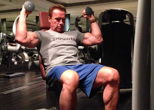 Arnold Schwarzenegger on Shankar's I, Indian Films and Terminator 5