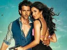 Hrithik Roshan, Katrina Kaif Star in <i>Bang Bang</i> Poster Number Three