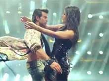 Katrina Kaif Says Dancing With Hrithik Was the Biggest Challenge