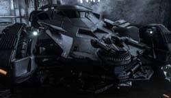 Batmobile From Batman V Superman Revealed