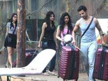 <i>Bigg Boss 8</i>: Contestants Perform Task to Release Their Luggage on Day 1