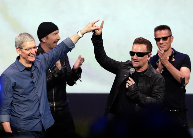 Apple Surprise Bonus: U2 Launches Songs of Innocence, Free on iTunes