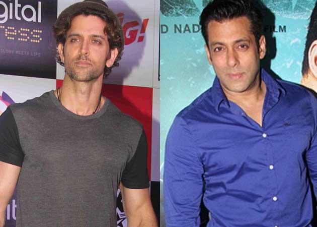 Hrithik Roshan's Bang Bang Dare for Bigg Boss Salman Khan
