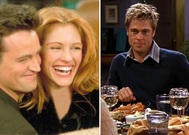 20 Years of F.R.I.E.N.D.S: Brad Pitt, Julia Roberts and Other Celeb Cameos