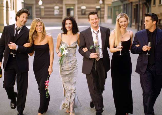 Time Travel With F.R.I.E.N.D.S: This is How They Looked in 1994. And in 2004