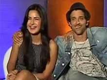 Cleavage Row: Hrithik Roshan, Katrina Kaif Back Deepika Padukone