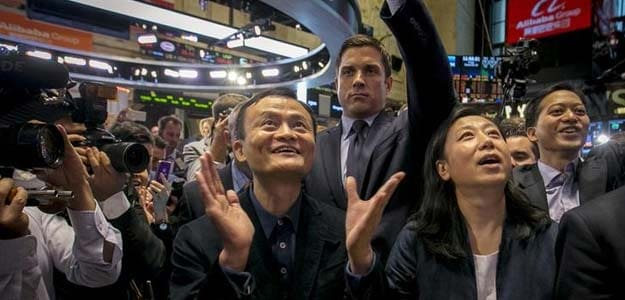 Alibaba IPO May be the Largest in History
