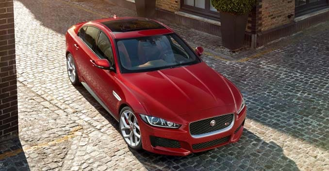 Jaguar XE Revealed: Set to Take on C-Class, 3 Series, A4