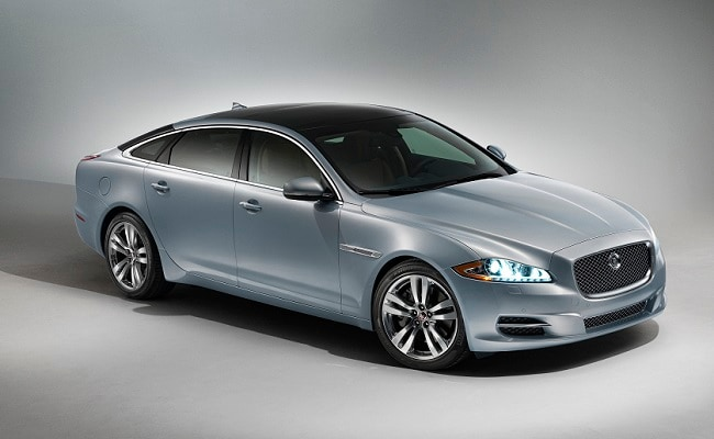 Made In India Jaguar XJ 2.0L Petrol Launched