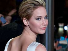 Jennifer Lawrence's Leaked Nude Photos are Now Art