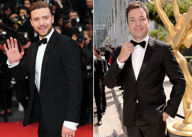 Invisible Jimmy Fallon And Justin Timberlake Star in Apple Adverts