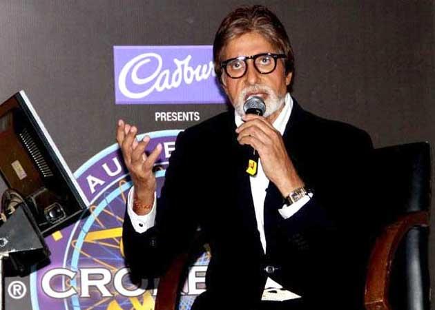 Amitabh Bachchan Completes 14 Years of Kaun Banega Crorepati