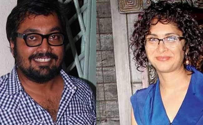 Anurag Kashyap, Kiran Rao Garner Support For Mumbai Film Festival
