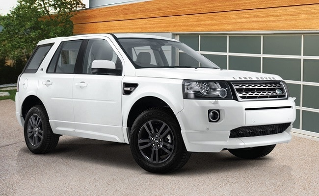 launched land rover freelander 2 sterling edition at rs. Black Bedroom Furniture Sets. Home Design Ideas