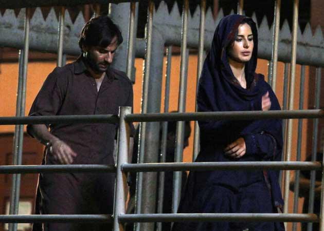 Phantoms in the Dock: Saif Ali Khan and Katrina Kaif