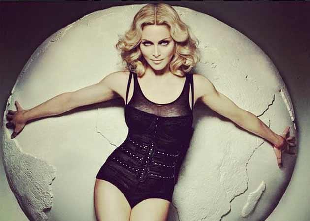 Madonna  Opens 'Dream Model' School in Karachi