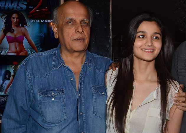 Mahesh Bhatt: Alia is a Star And I Don't Work With Stars
