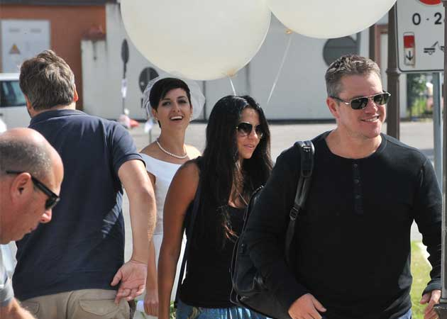 Party Fever in Venice as Stars Descend for George Clooney Wedding