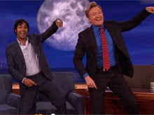 Where Kunal Nayyar Cast Conan O'Brien On The Couch