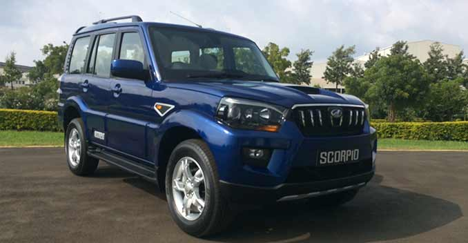 Mahindra Scorpio Review