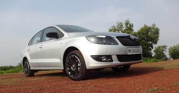New Skoda Rapid Black Edition Review