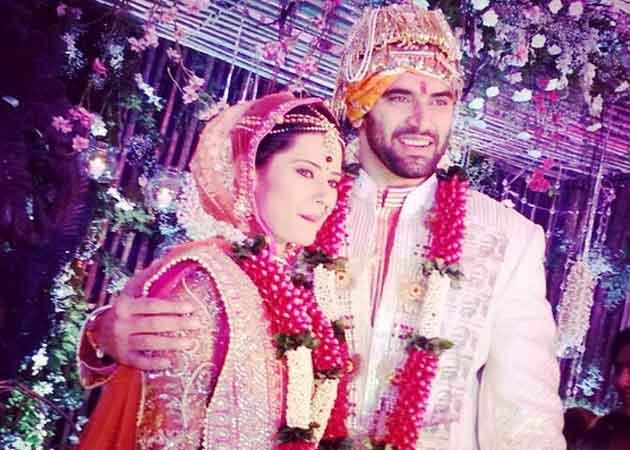 Nikitin Dheer Marries Television Actress Kratika Sengar