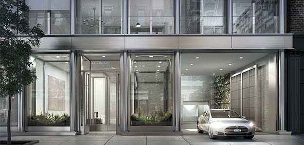 Price for Off-Street Parking in SoHo? At New Condo Development, It's $1 Million