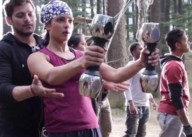 Becoming Mary Kom: Damn, Did Priyanka Chopra Really do This?