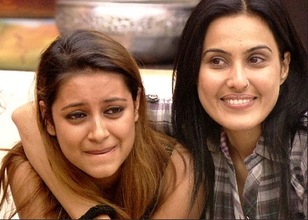Pratyusha Banerjee Says No Fight With Bigg Boss Co-Contestant Kamya Punjabi