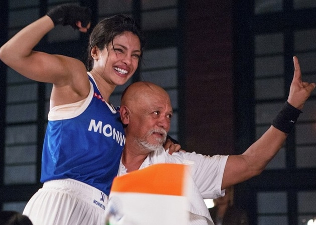 Priyanka Chopra: Mary Kom Was An Attempt To Shed Light on the North-East
