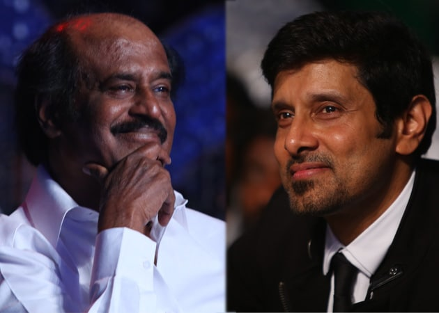 Rajinikanth: Hats off to Vikram's Commitment for I