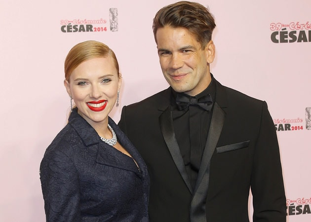Scarlett Johansson and Fiance Romain Dauriac Welcome Baby Girl