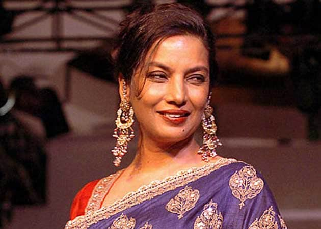 'Done With Deliberate Intentions': Shabana Azmi Accuses PM Biopic Makers