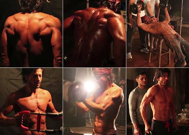 Shah Rukh Khan's Ripping Reply To Hrithik Roshan's Bang Bang Challenge